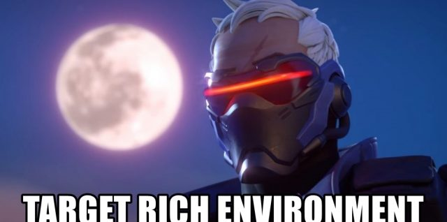 target-rich-environment