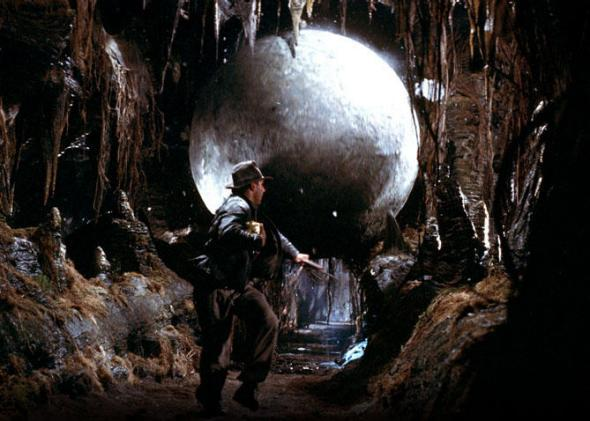 Upgraded DC/TN: Raiders of the Lost Ark Boulder Trap